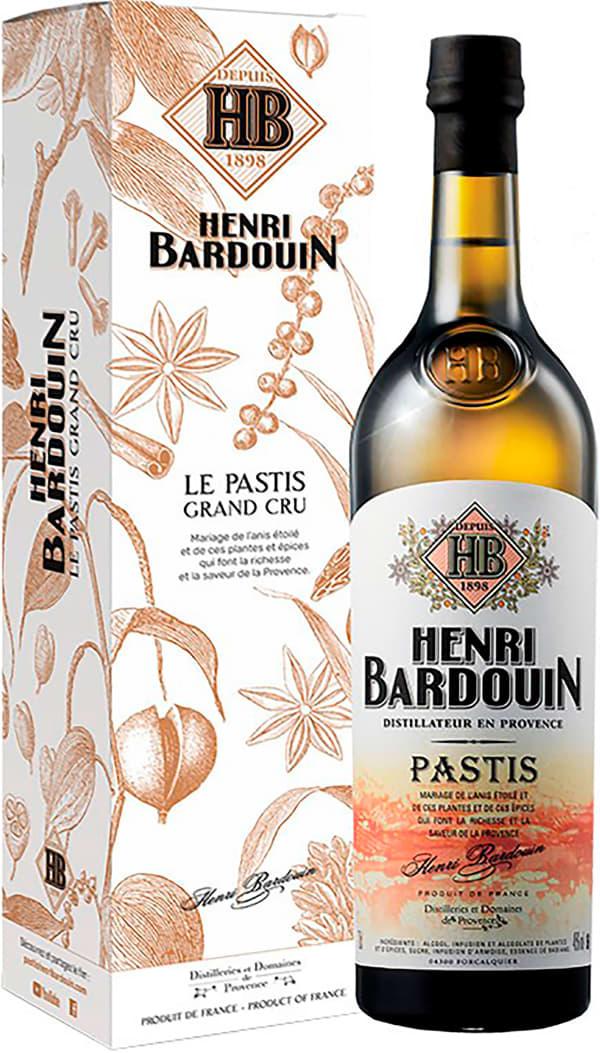 Henry Bardouin Grand Cru Pastis
