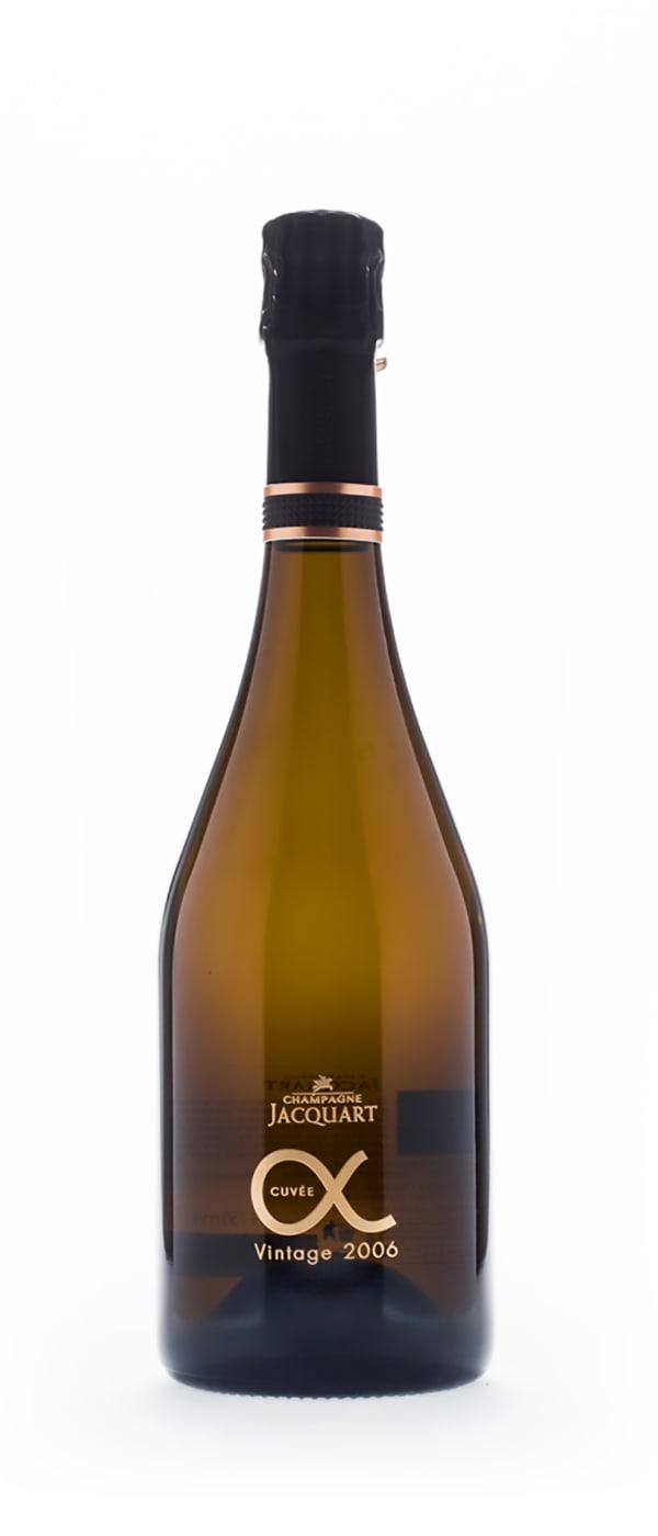 Jacquart Cuvée Alpha Champagne Brut 2006