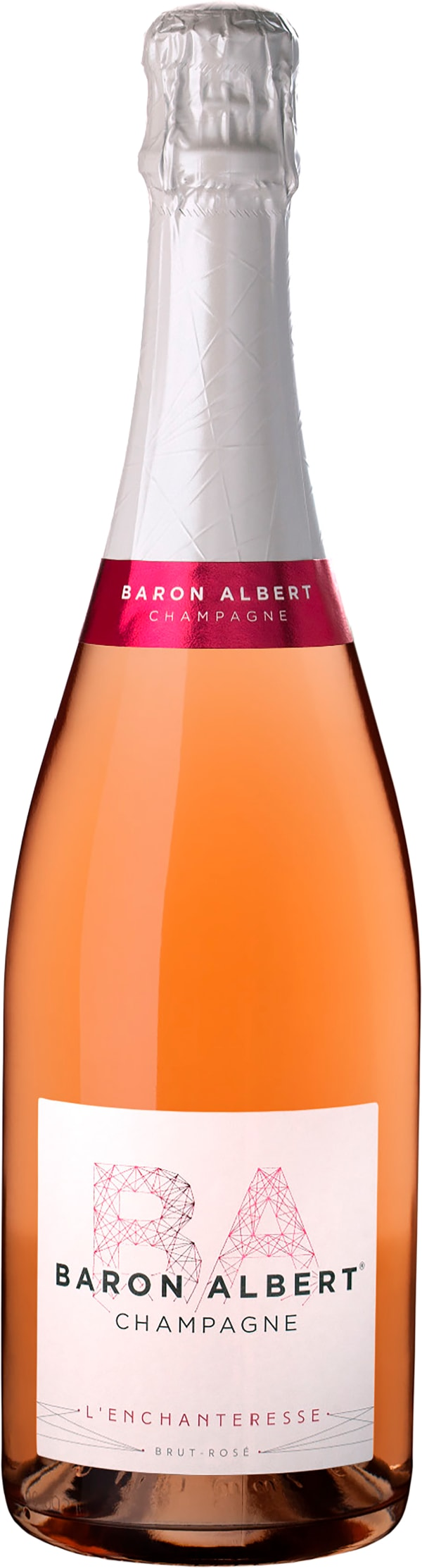 Baron-Albert L'Enchanteresse Rosé Champagne Brut