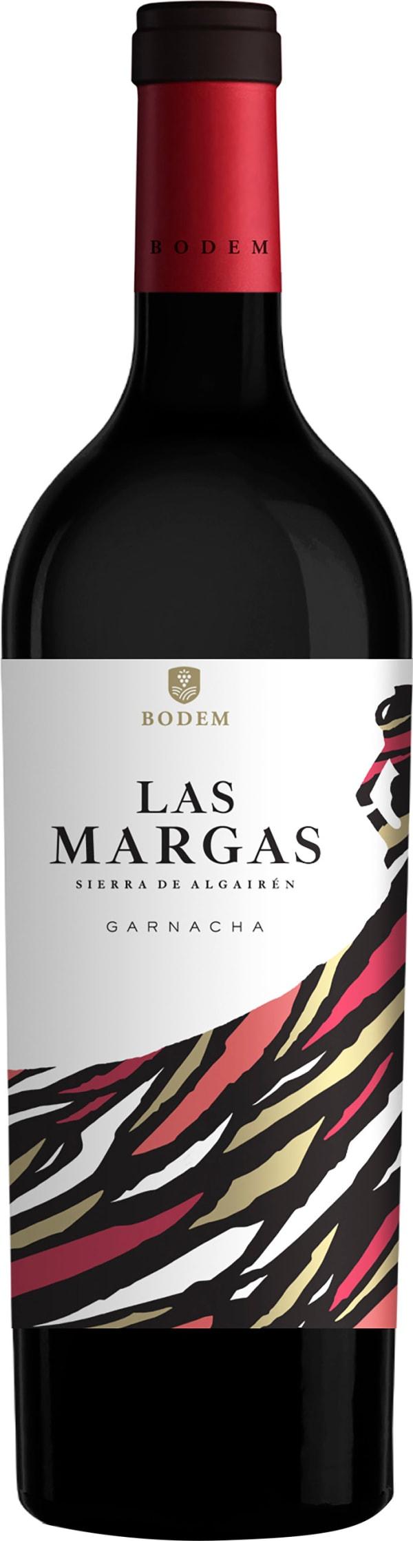 Bodem Las Margas Garnacha 2018
