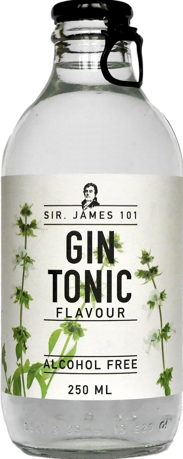 Sir. James 101 Gin Tonic Alcohol Free