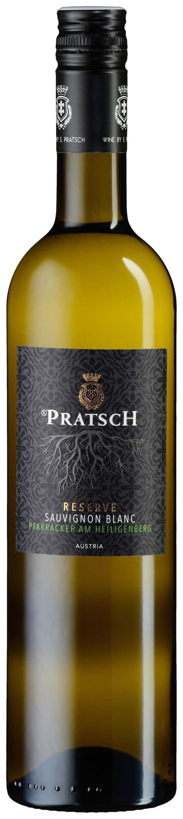 Pratsch Reserve Sauvignon Blanc 2012