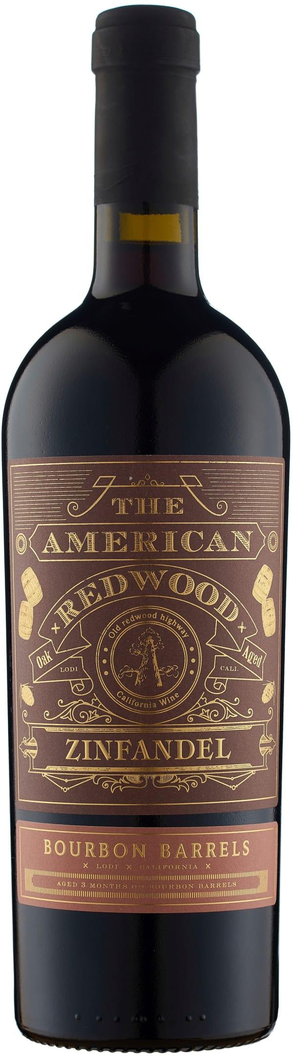 American Redwood Zinfandel Bourbon Barrels 2017