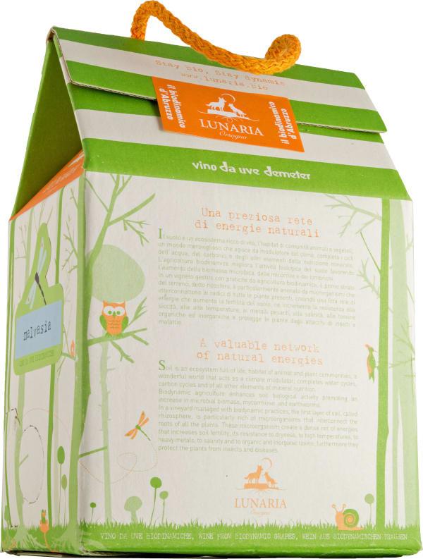 Orsogna Lunaria Malvasia 2017 bag-in-box