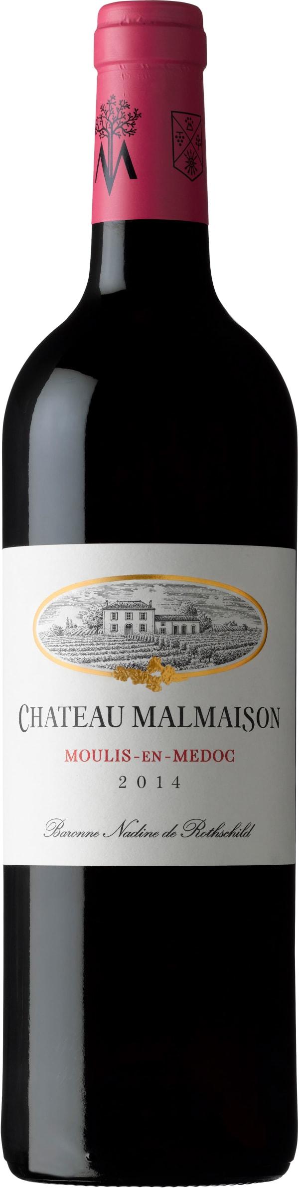 Chateau Malmaison 2014