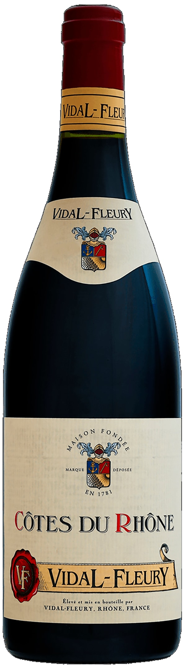 Vidal-Fleury Côtes du Rhône 2017