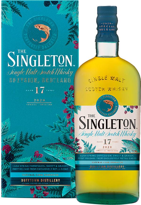 The Singleton of Dufftown 17 Year Old Special Release 2020 Single Malt