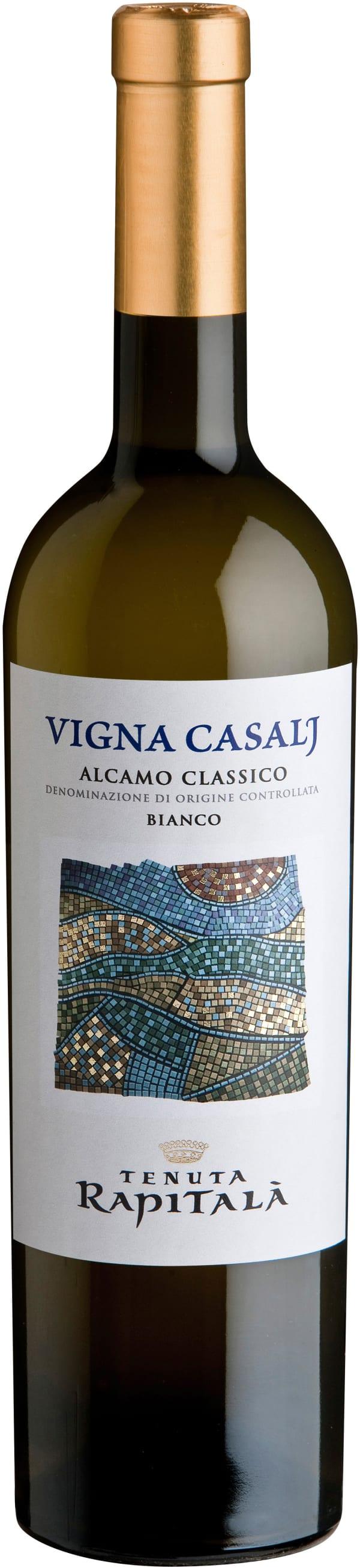 Tenute Rapitala Vigna Casalj Bianco 2016