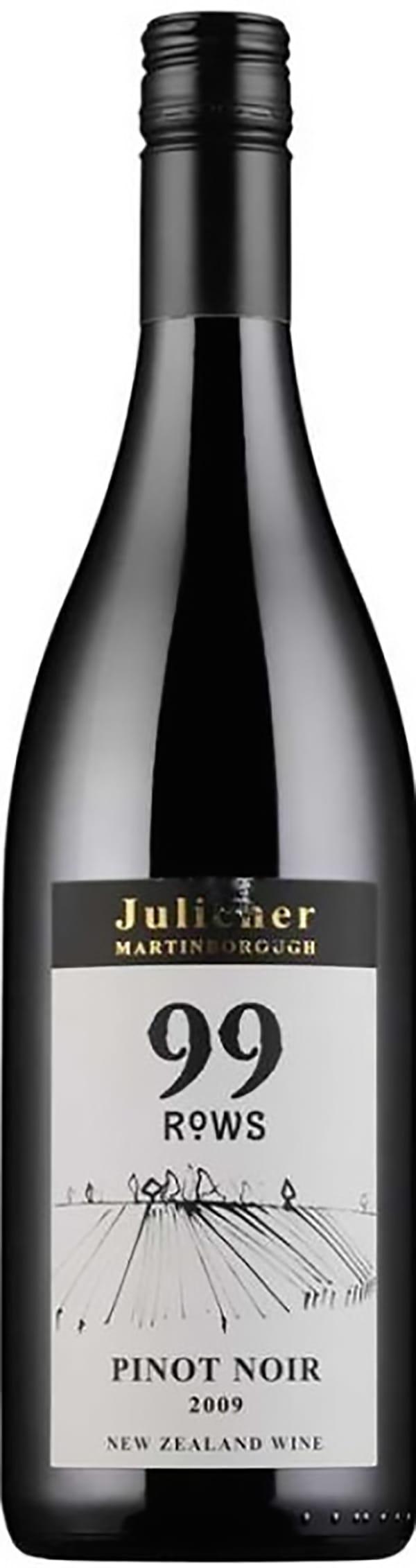 Julicher 99 Rows Pinot Noir 2014