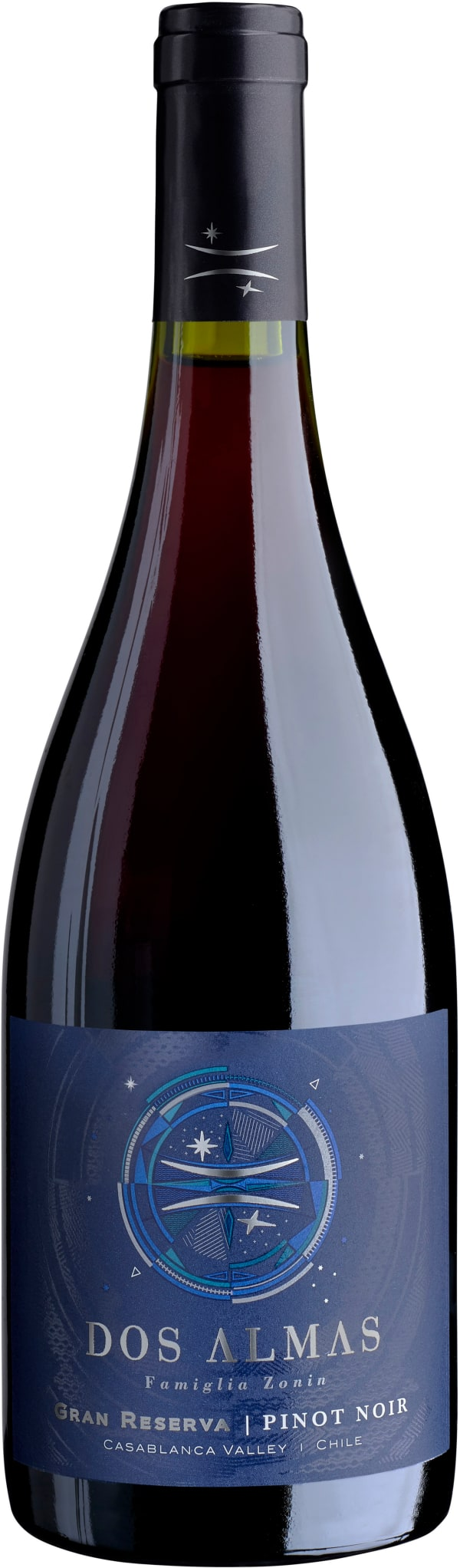 Dos Almas Pinot Noir Gran Reserva 2017