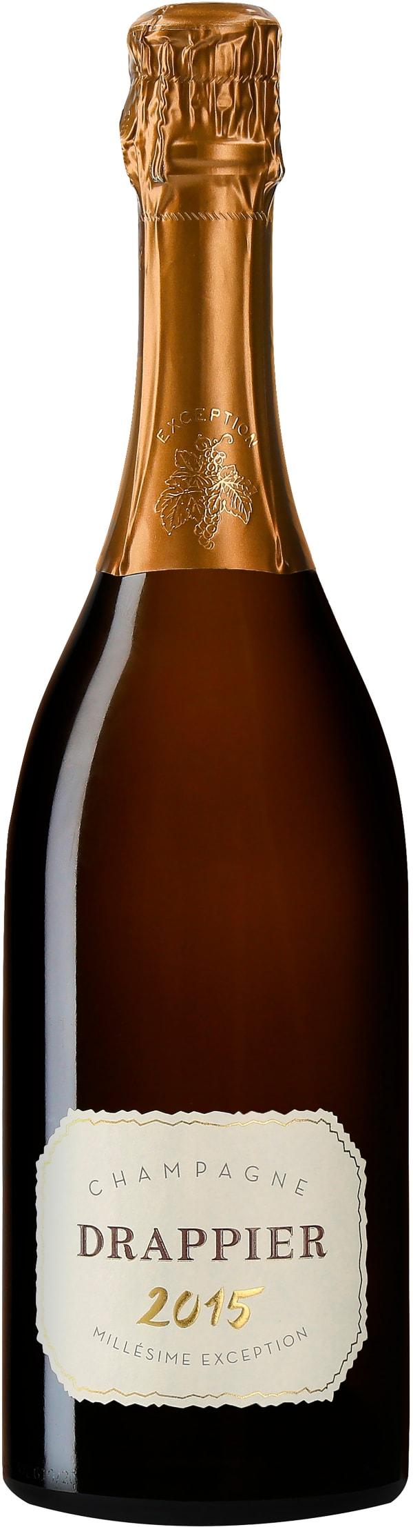 Drappier Millésime Exception Champagne Brut 2013