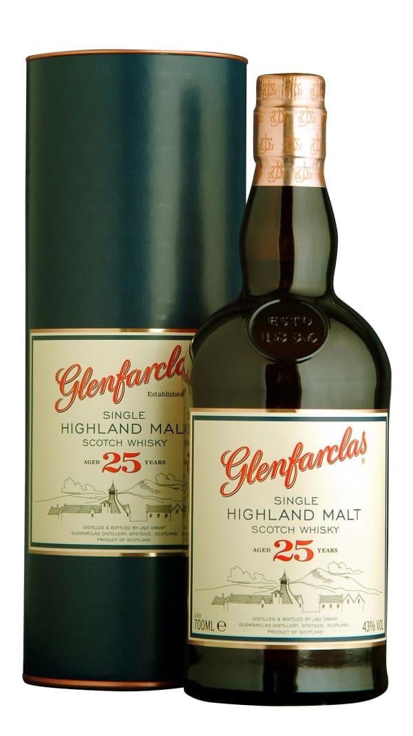 Glenfarclas 25 Year Old Single Malt