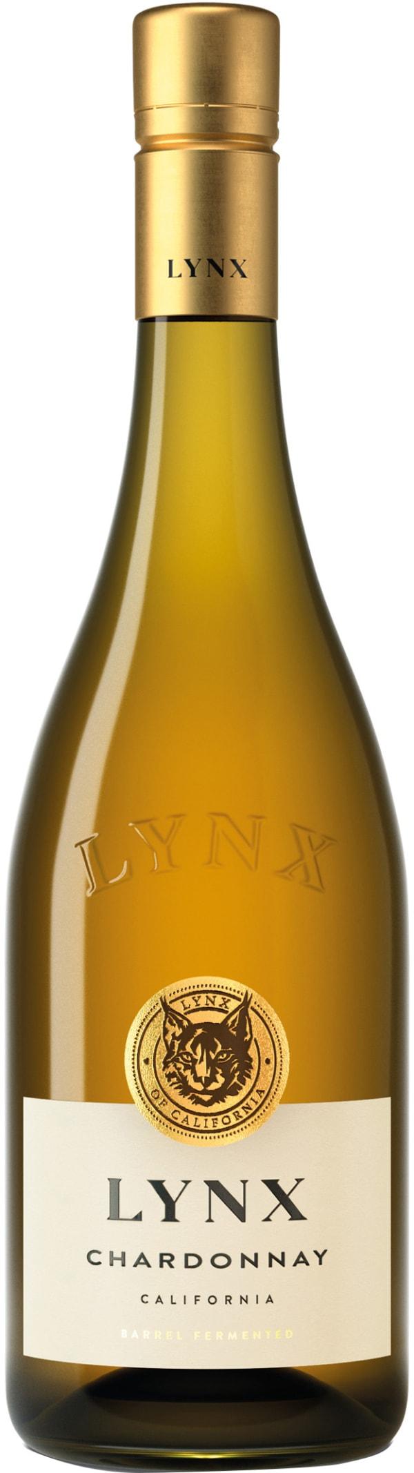 Lynx Barrel Fermented Chardonnay 2017