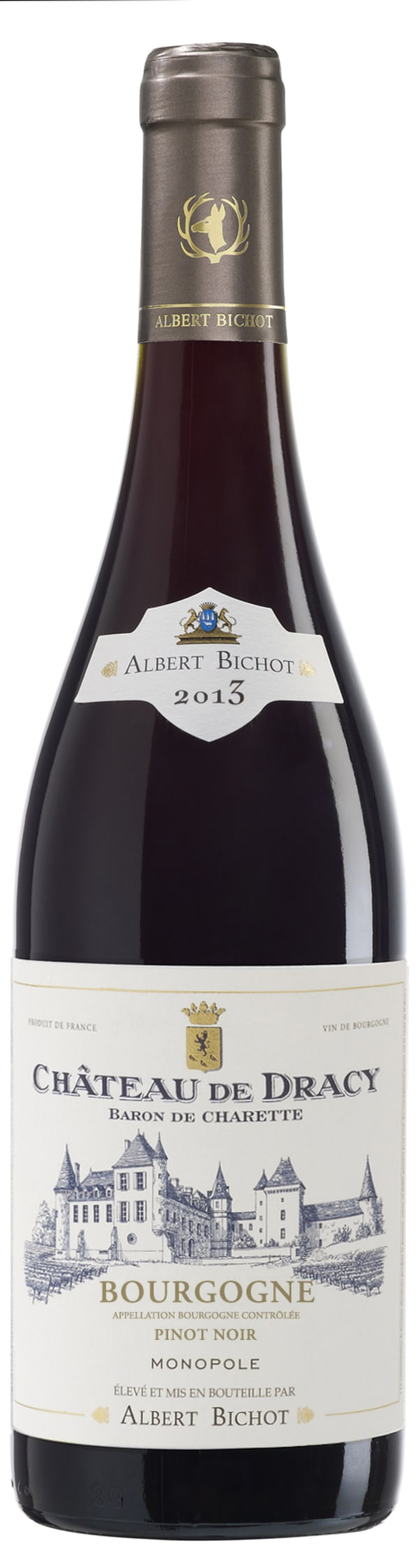 Château de Dracy Pinot Noir 2016