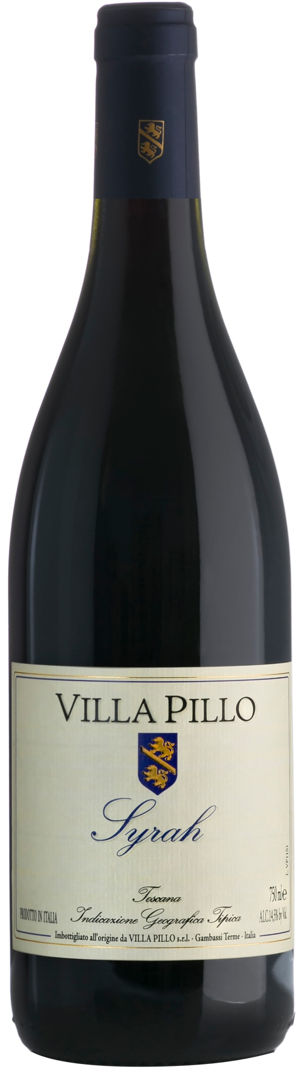 Villa Pillo Syrah