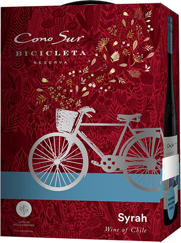 Cono Sur Bicicleta Reserva Syrah 2019 bag-in-box