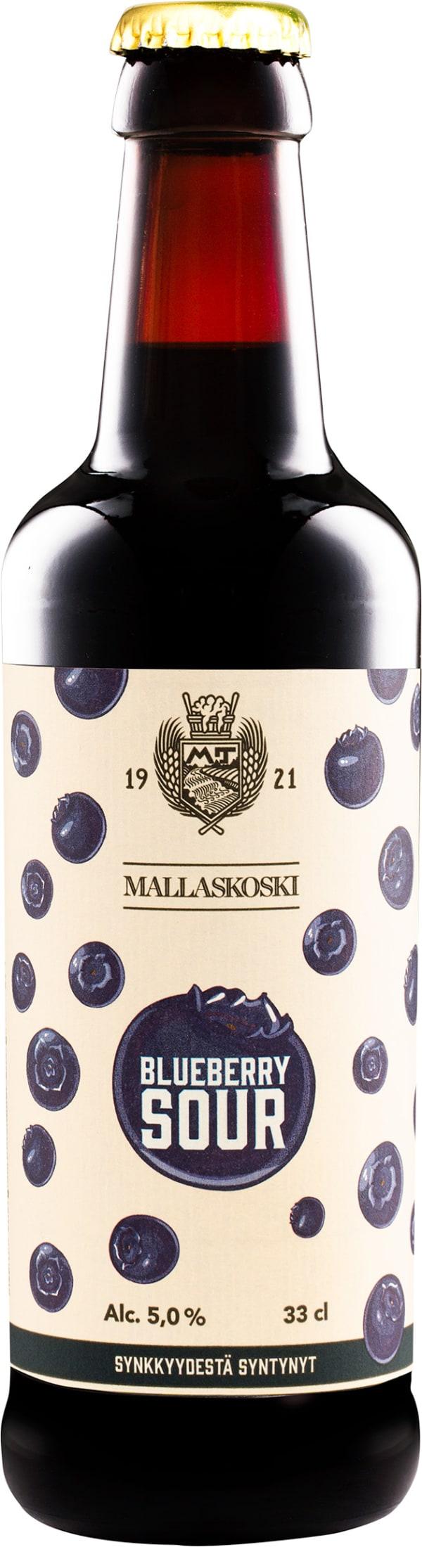 Mallaskoski Blueberry Sour Ale