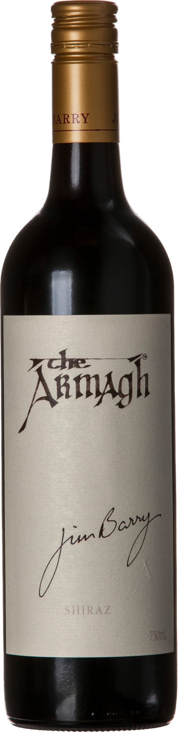 Jim Barry The Armagh Shiraz 2014