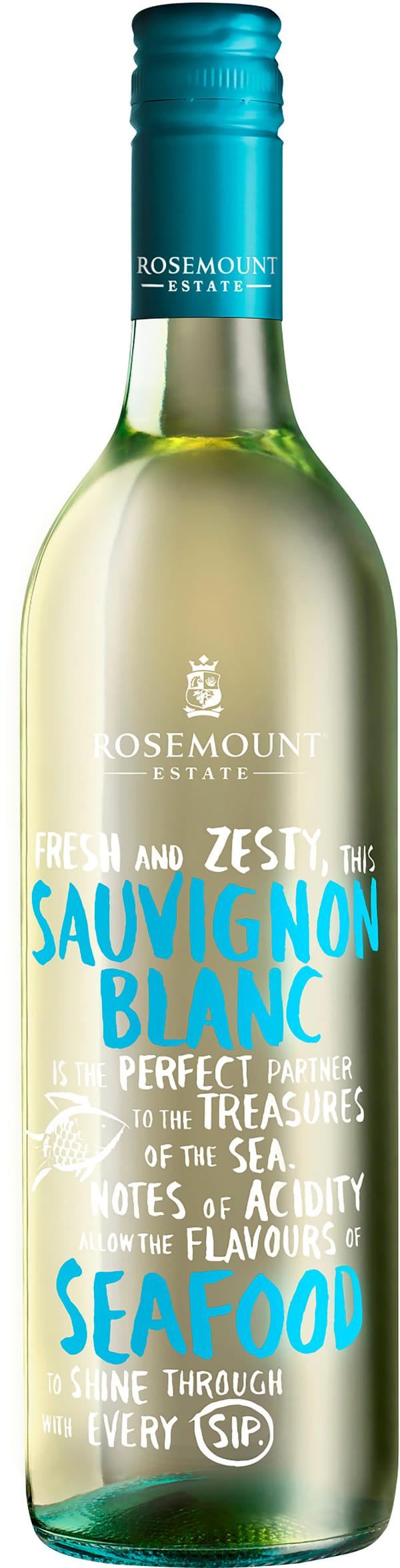 Rosemount Seafood Sauvignon Blanc 2016