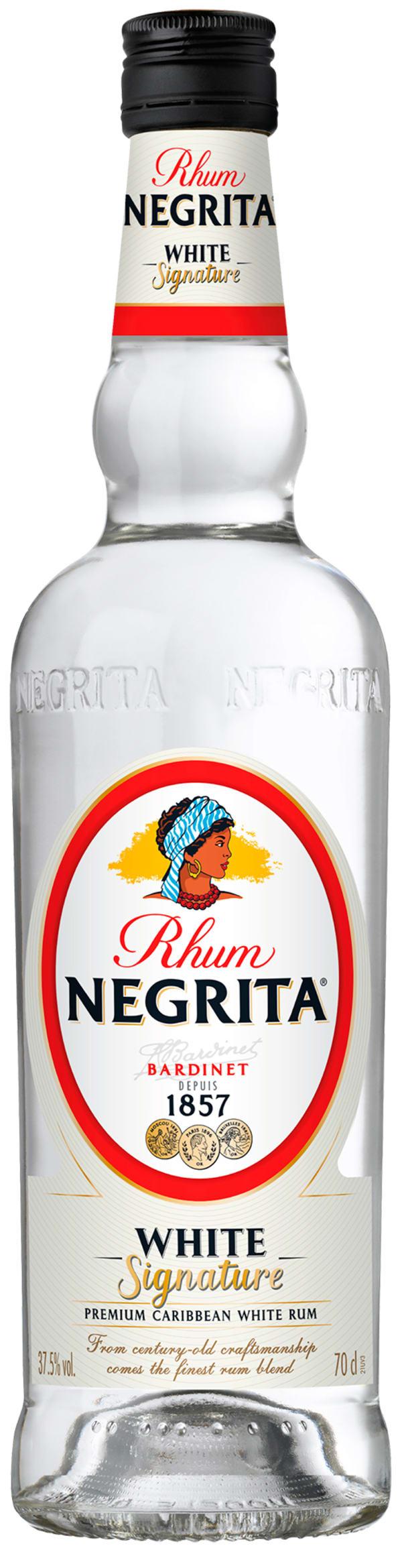 Rhum Negrita White Signature