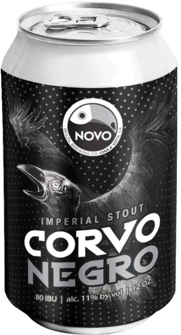 Novo Brazil Corvo Negro Imperial Stout can