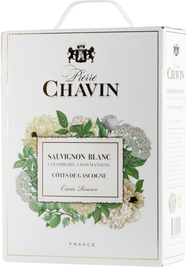 Pierre Chavin Côtes de Gascogne Cuvée Réserve 2020 lådvin