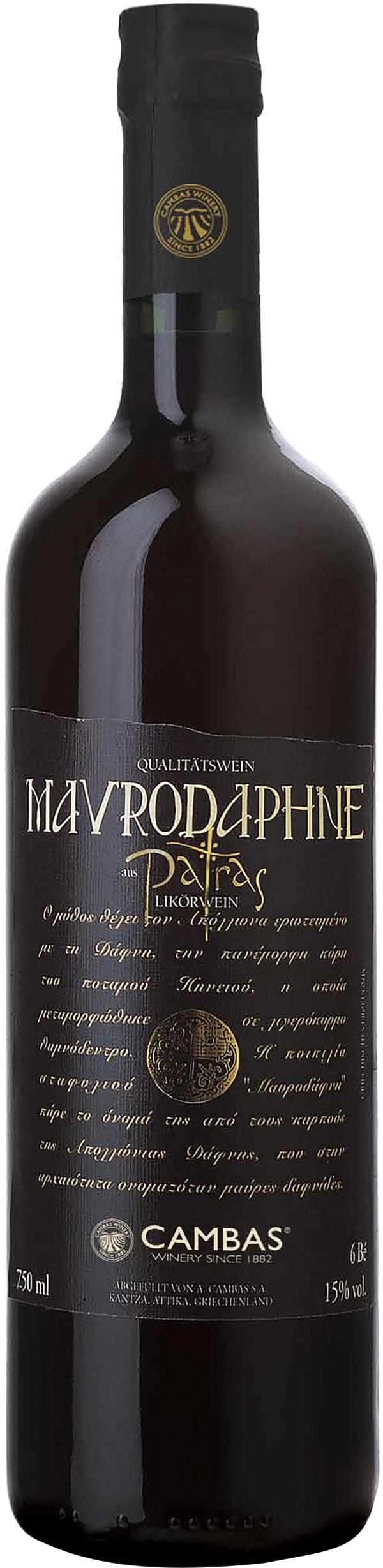 Cambas Mavrodaphne de Patras