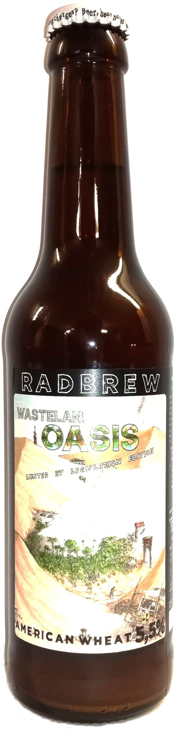 Radbrew Wasteland Oasis American Wheat