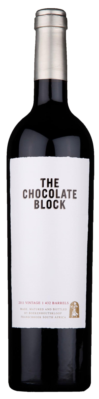 The Chocolate Block 2015