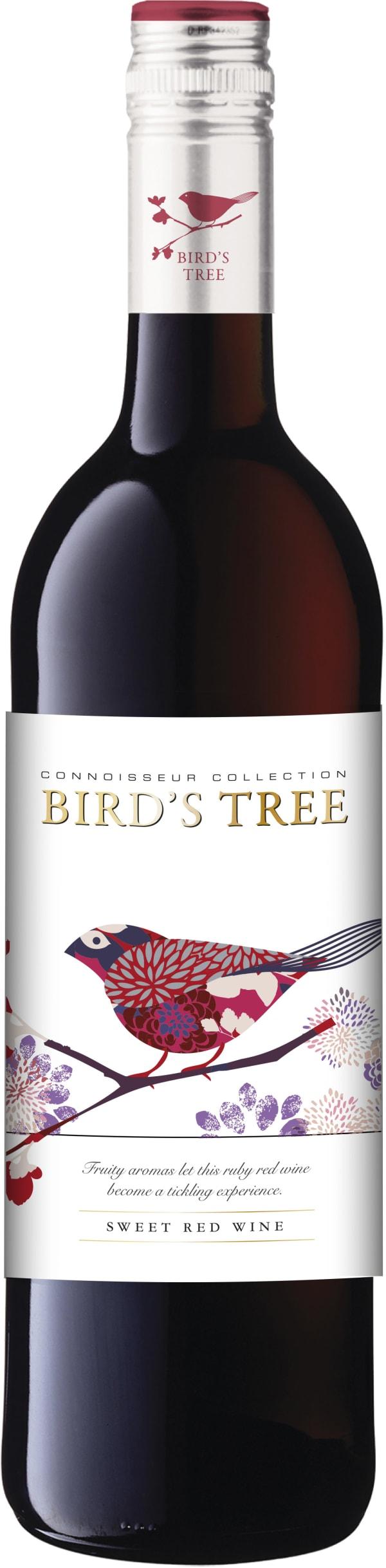 Bird's Tree Red 2018