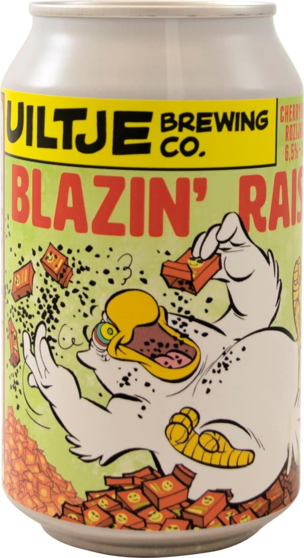 Uiltje Blazin' Raisin can