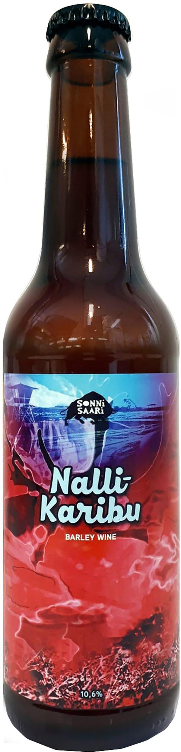 Sonnisaari Nallikaribu Barley Wine