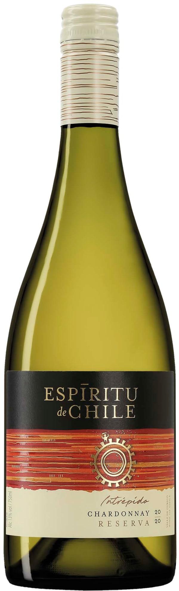 Espíritu de Chile Reserva Chardonnay 2018