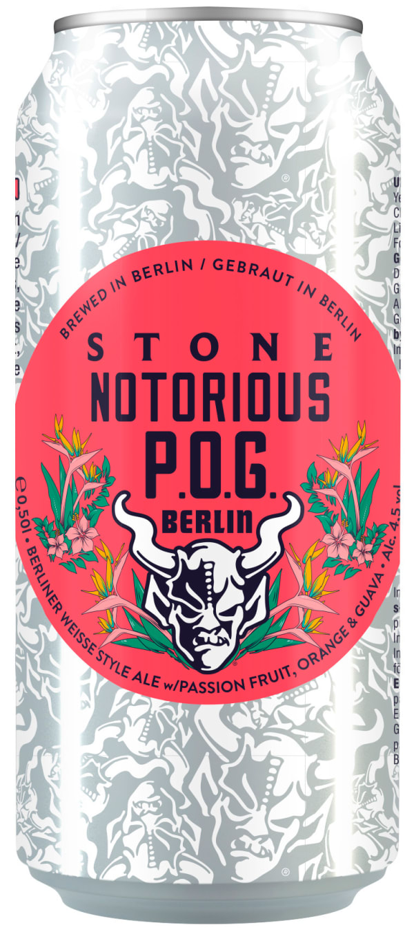 Stone Notorious P.O.G. burk