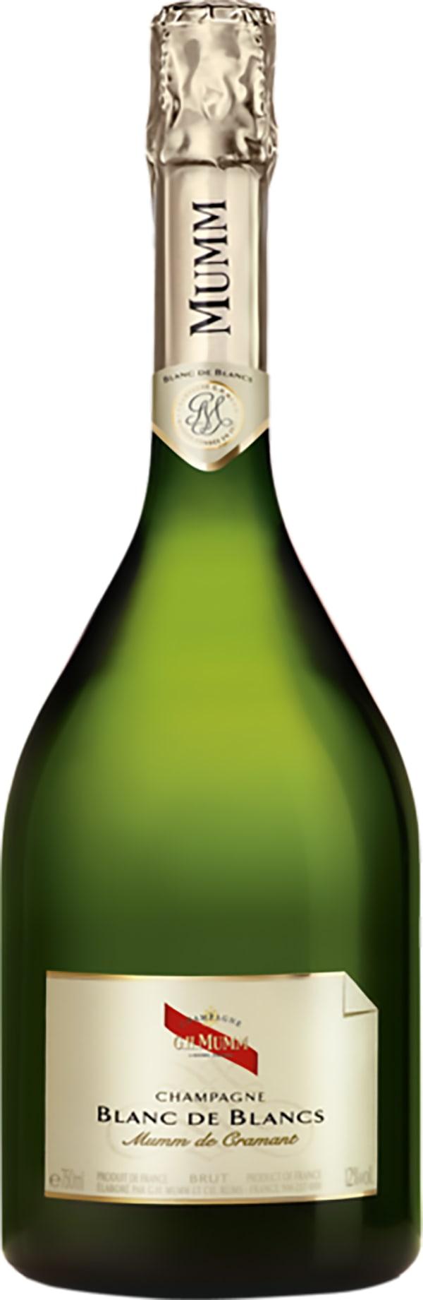 Mumm Blanc de Blancs de Cramant Champagne Brut