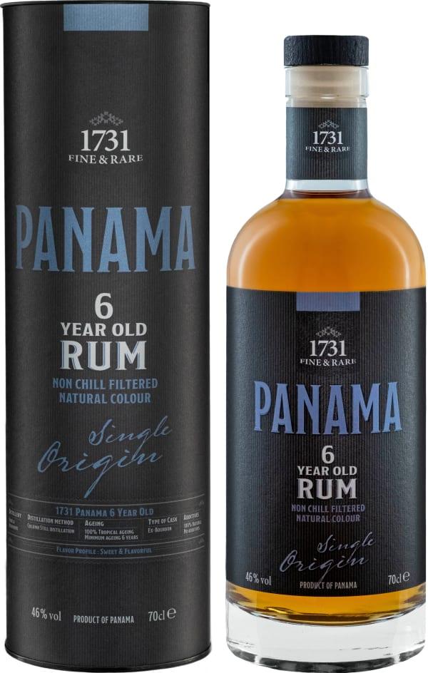 1731 Fine & Rare Panama 6 Year Old