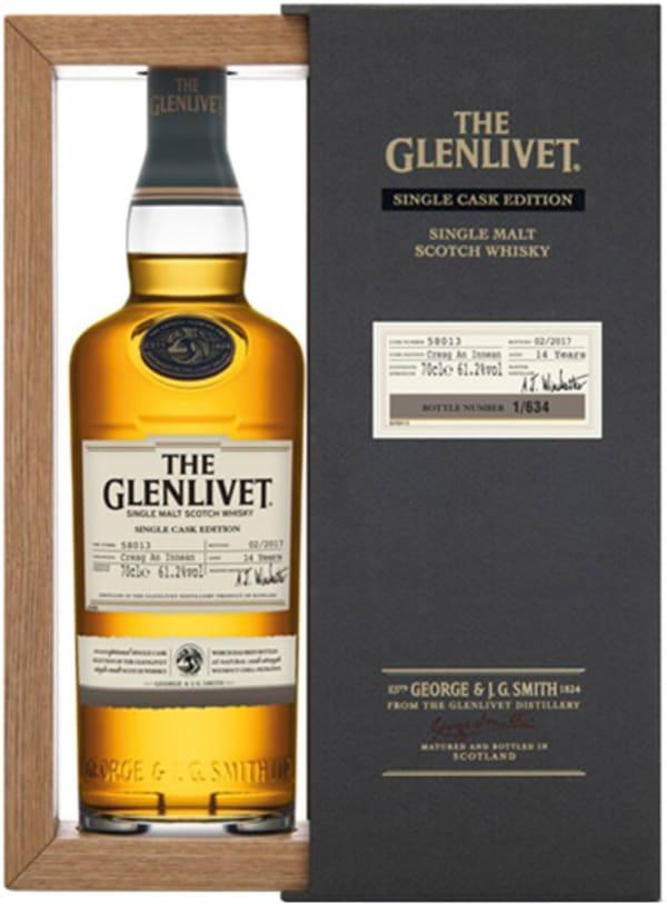 The Glenlivet Creag an Innean Single Cask Edition Single Malt