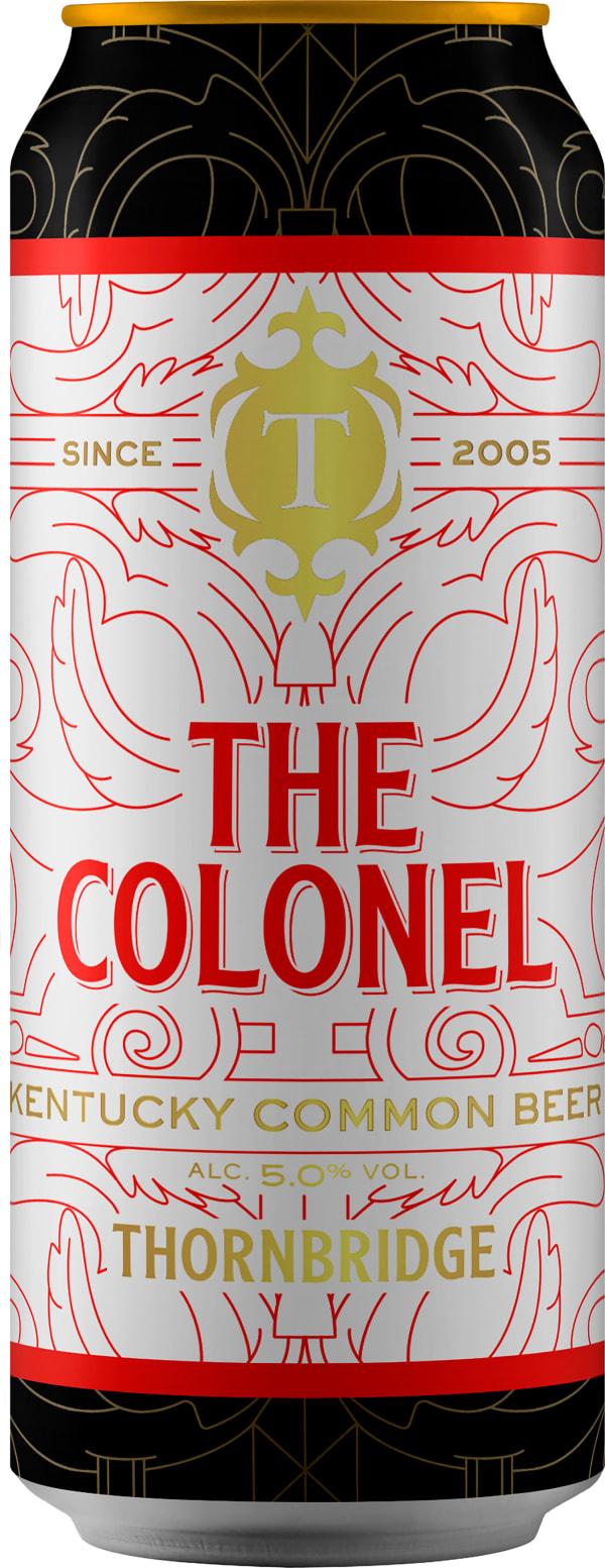 Thornbridge The Colonel Kentucky Common Beer burk