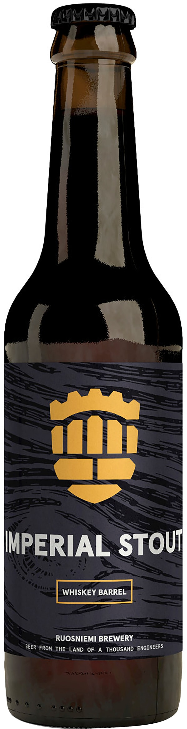 Ruosniemen Whiskey Barrel Imperial Stout