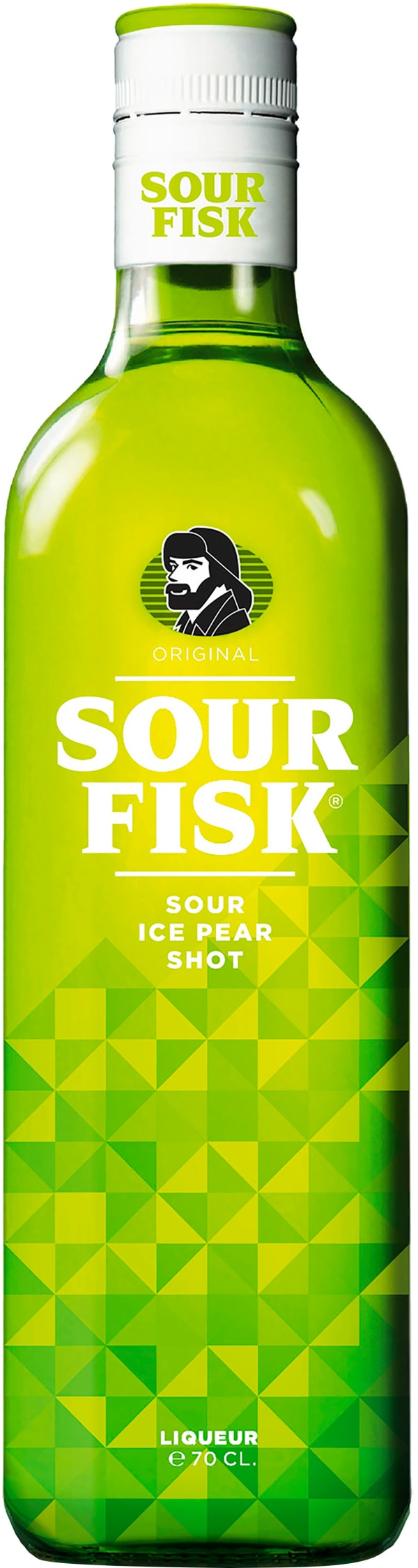 Sour Fisk Sour Ice Pear
