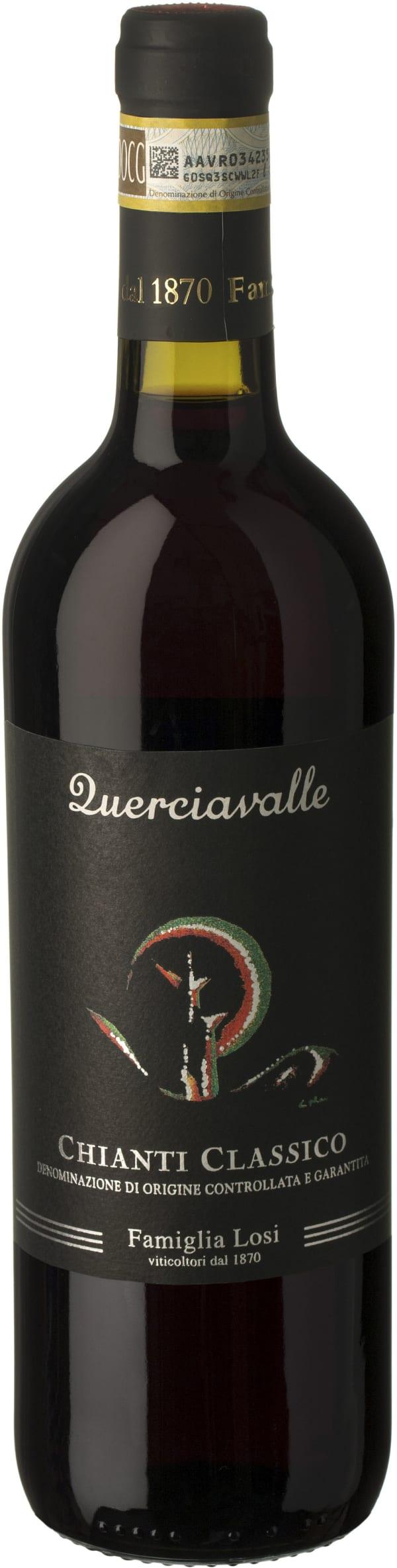 Losi Querciavalle Chianti Classico 2016
