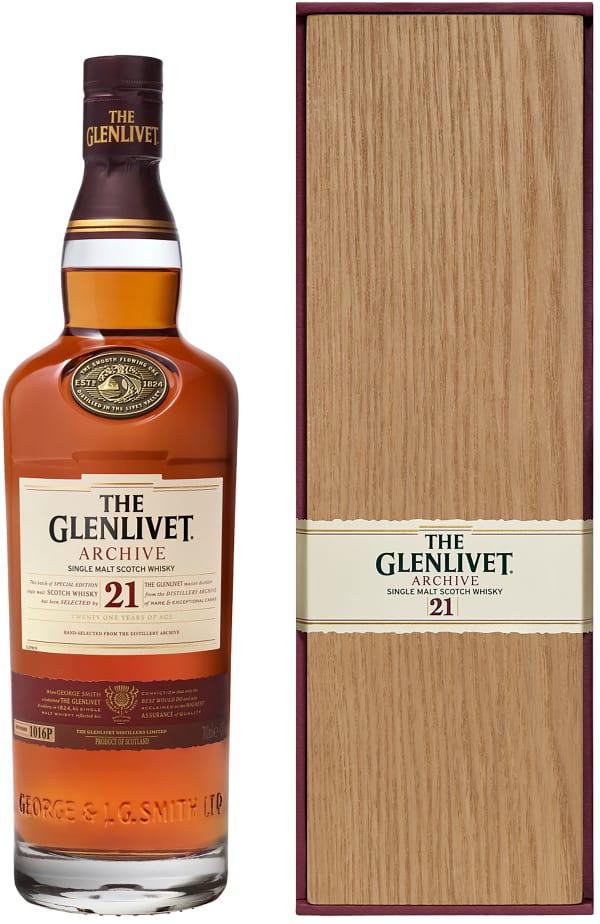 The Glenlivet Archive 21 Year Old Single Malt