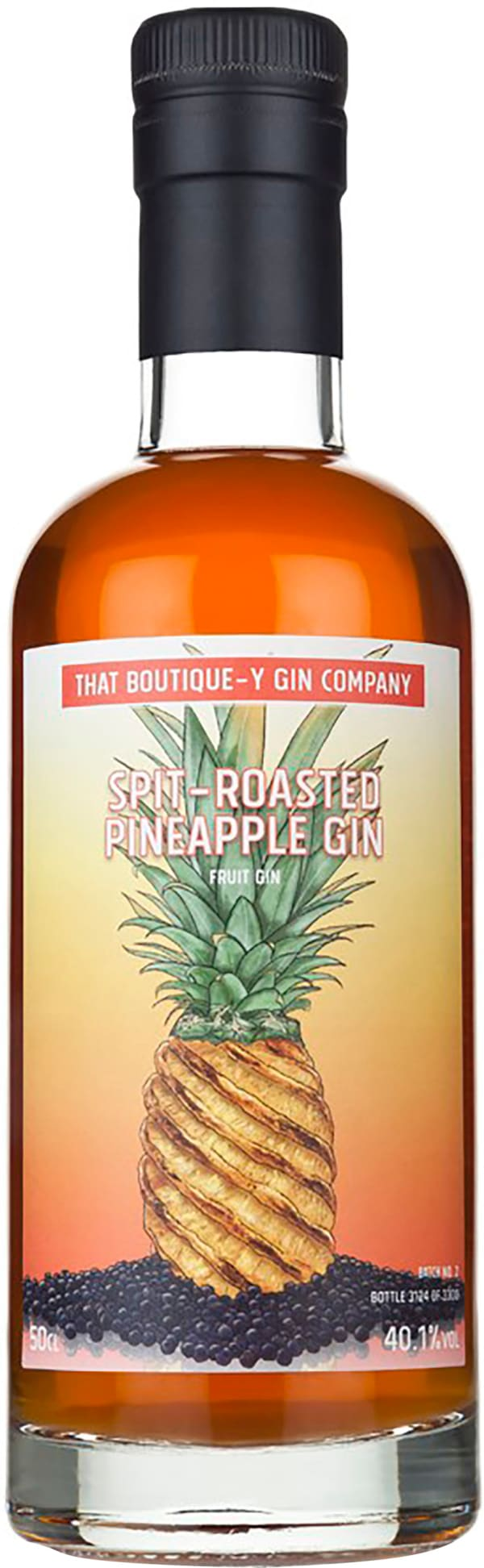 That Boutique-y Gin Company Spit-Roasted Pineapple Gin