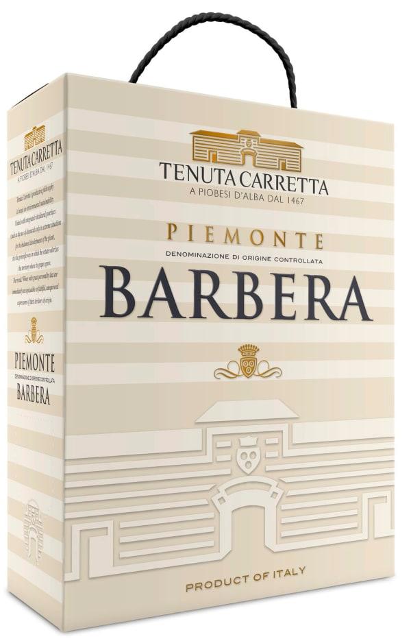Tenuta Carretta Piemonte Barbera 2017 lådvin