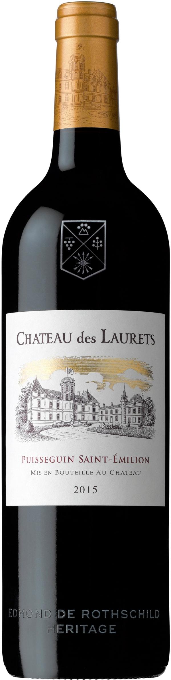 Chateau Des Laurets 2015