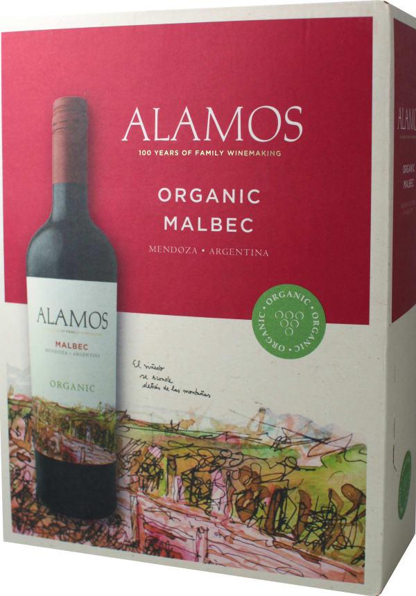 Alamos Malbec Organic bag-in-box