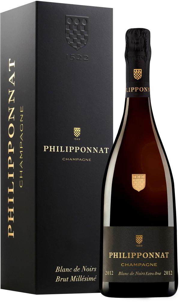 Philipponnat Champagne Blanc de Noirs Extra-Brut 2012