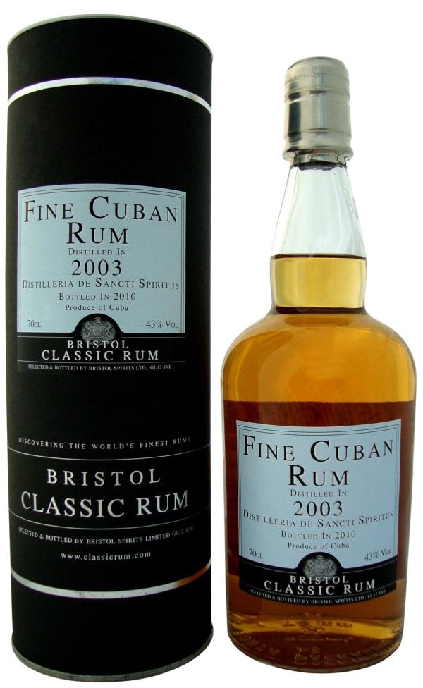 Fine Cuban Rum 2003