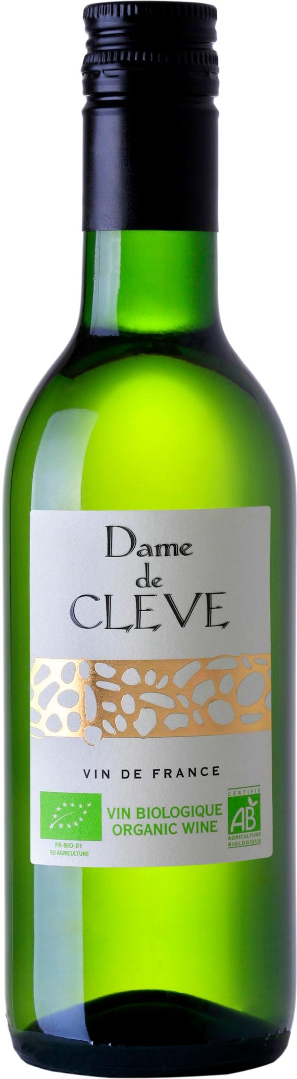 Dame de Cleve Blanc