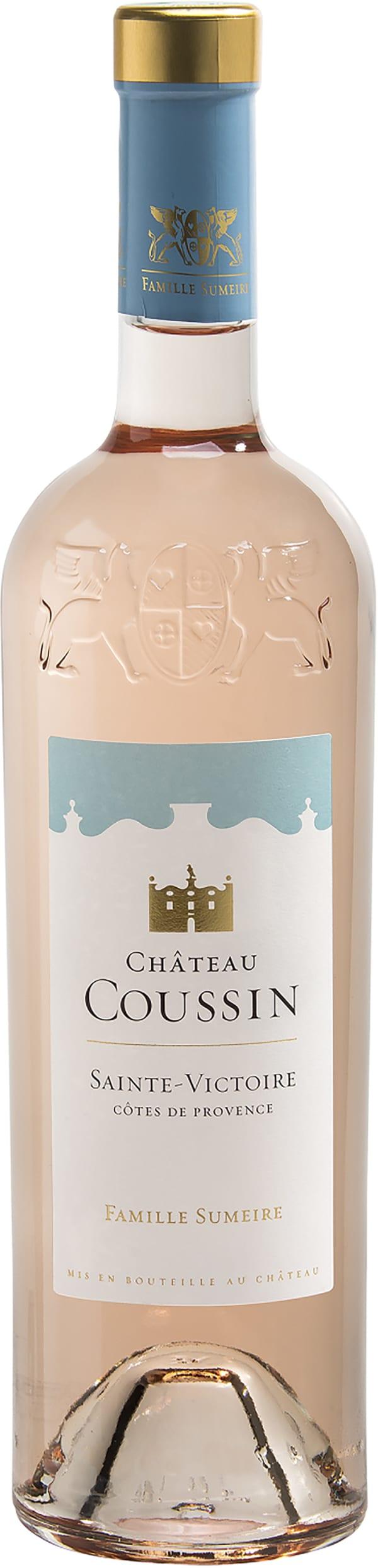 Château Coussin Sainte-Victoire Rosé 2019